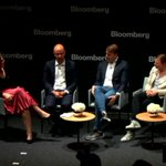 Image for the Tweet beginning: Had a great @BloombergLive #inventingthefuture