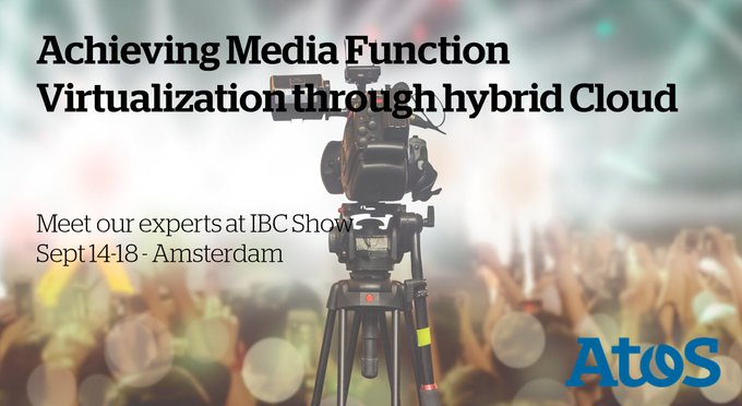 Discover our #Cloud-based #Media Function Virtualization models - vision for specialized...