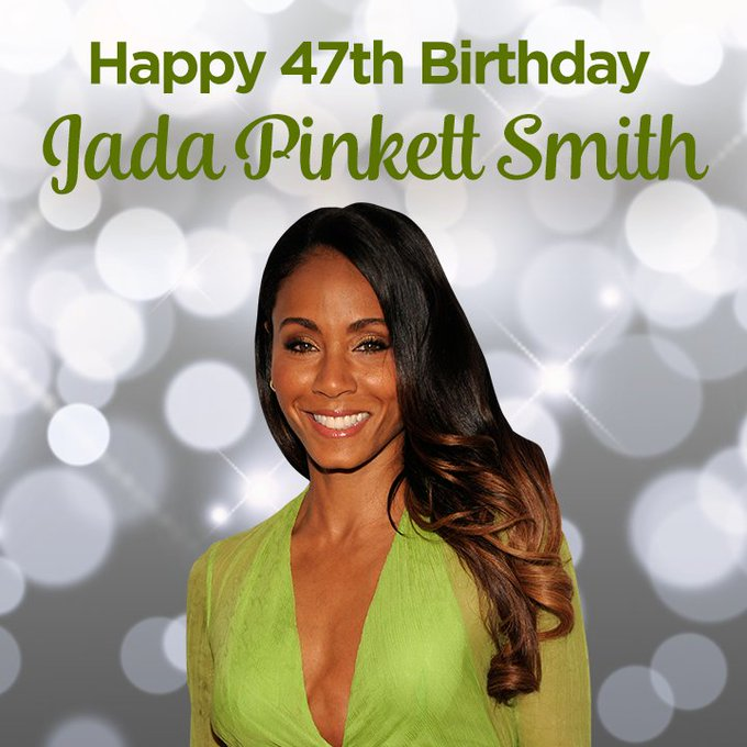 Happy 47th birthday to actress Jada Pinkett Smith!