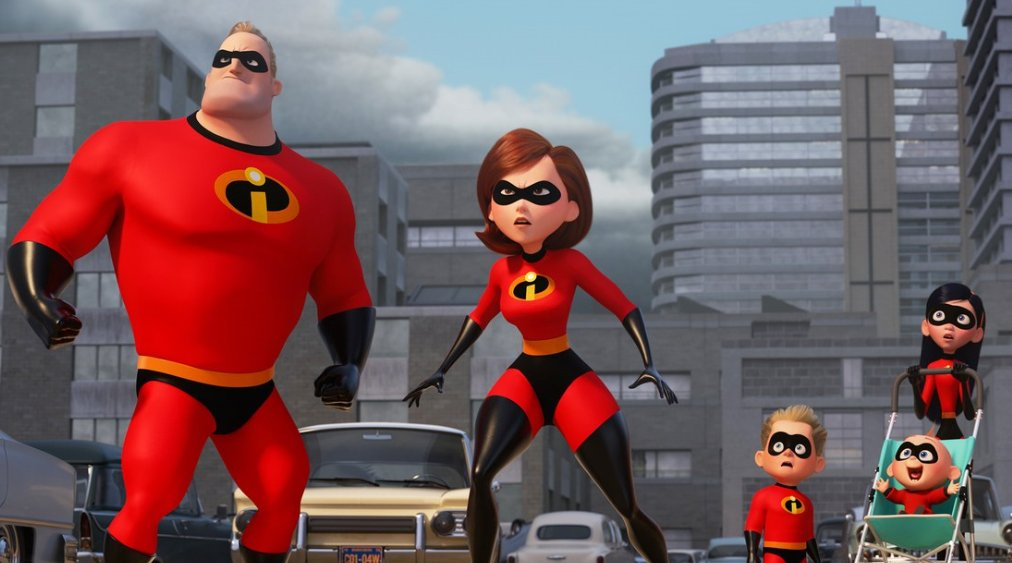 #Cinema, dopo 14 anni dal primo episodio, torna la famiglia di supereroi più spassosa del grande schermo. #GliIncredibili2 uscito nelle sale da pochi giorni ha già sbancato i botteghini in tutto il mondo. Al #Tg2rai ore 13,00  - Ukustom