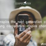 Image for the Tweet beginning: 🚀#ImACoopStarter campaign is on! Feel