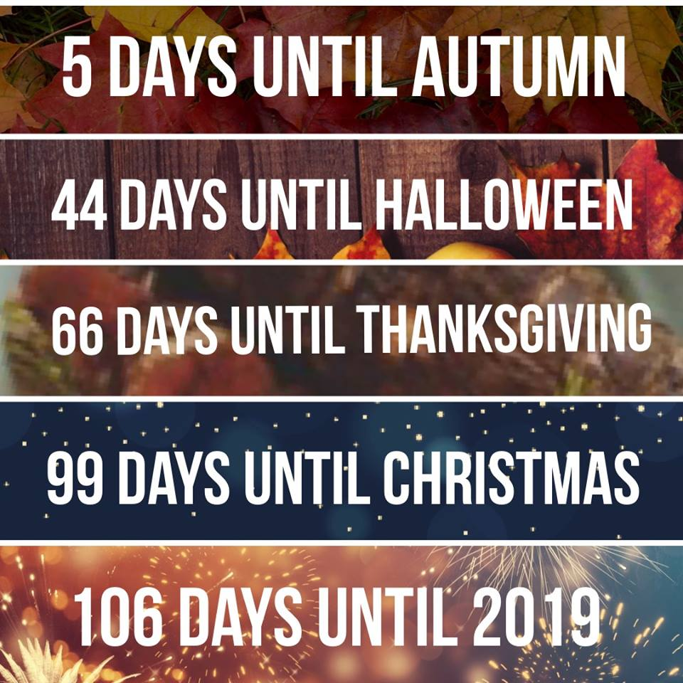 Until Christmas 99 Days Till Christmas.Nbc Charlotte S Tweet Which Countdown Are You Looking
