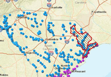 Scdnr On Twitter Scdnr Declares Temporary Hunting Closures In