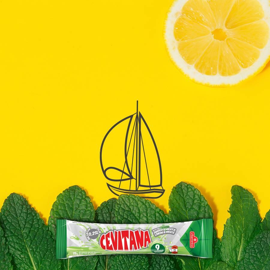 Заплови во море од свежина. Совршен спој на лимон и мента.  #Cevitana https://t.co/t3s1Kf8Q8K