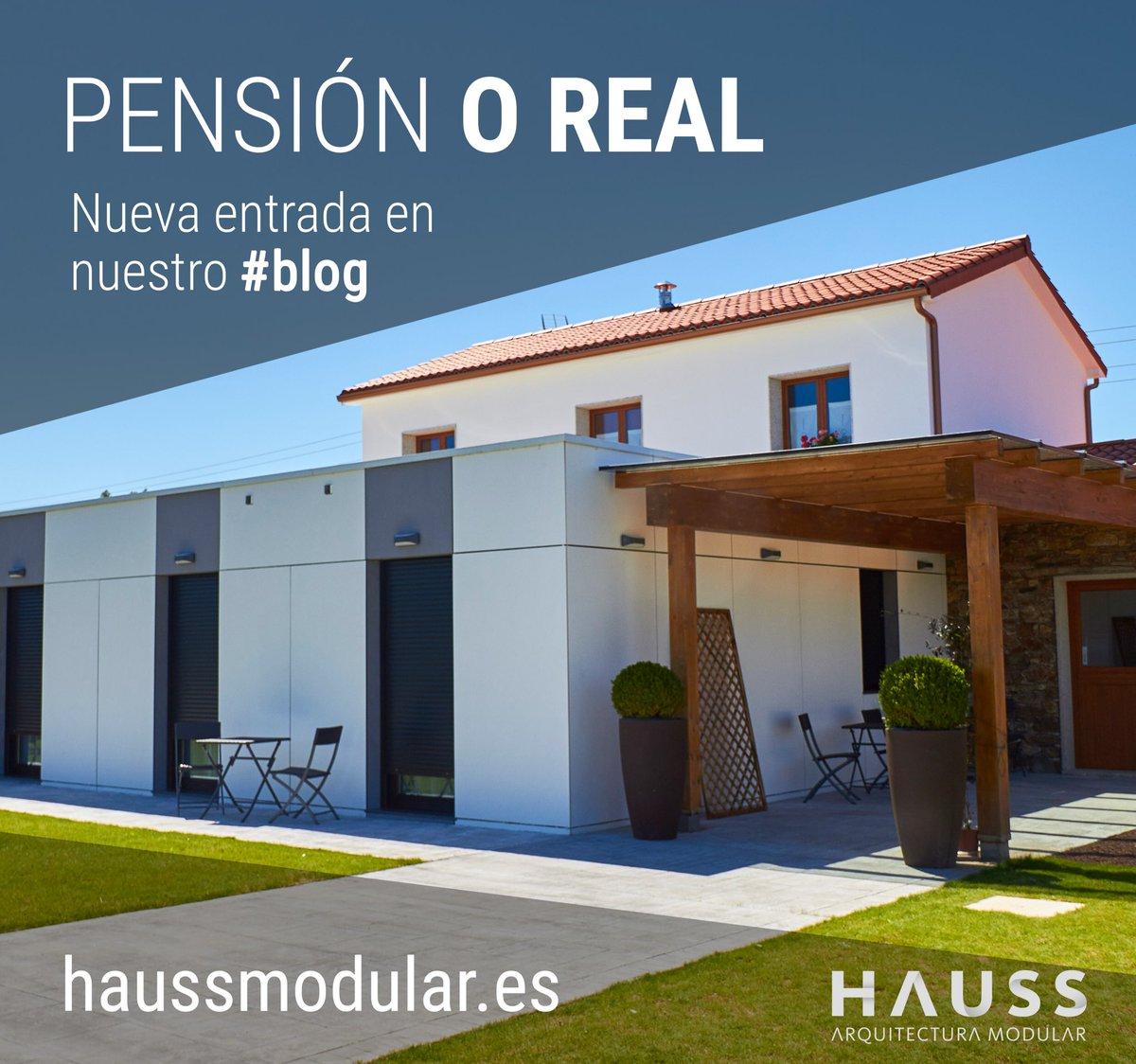 Hauss Arquitectura On Twitter Nueva Entrada En Nuestro Blog