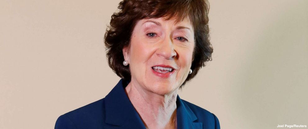 NEW: Sen. Susan Collins says she's writing to leaders of the Senate Judiciary Committee to recommend that 'counsel for Prof. Ford be allocated time to question Judge Kavanaugh & counsel for the Judge be granted equal time to question Prof. Ford' at hearing https://t.co/bT74vhNWmx