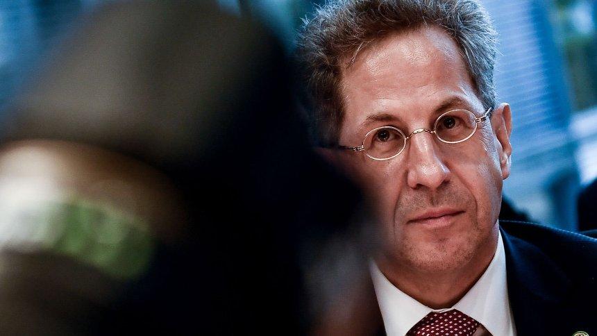 Wechsel ins Innenministerium: Hans-Georg Maaßen wird als Verfassungsschutzchef abgelöst https://t.co/F0GX5mS7Os