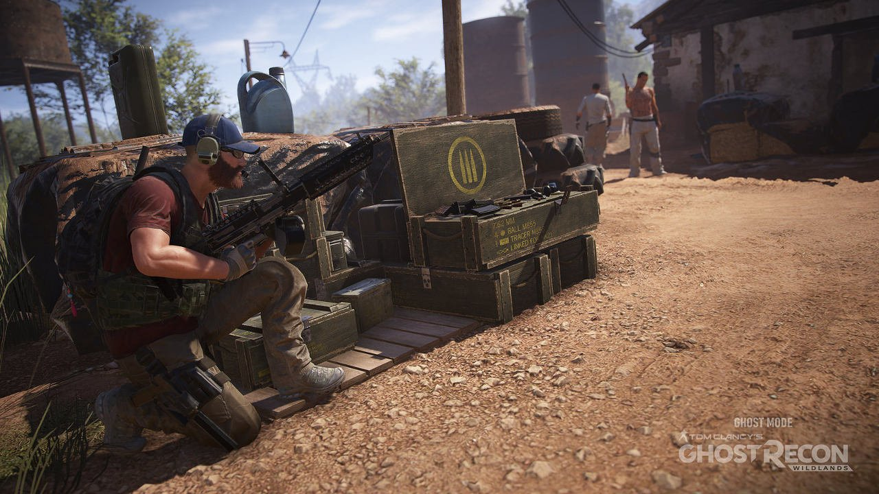 Ghost recon matchmaking