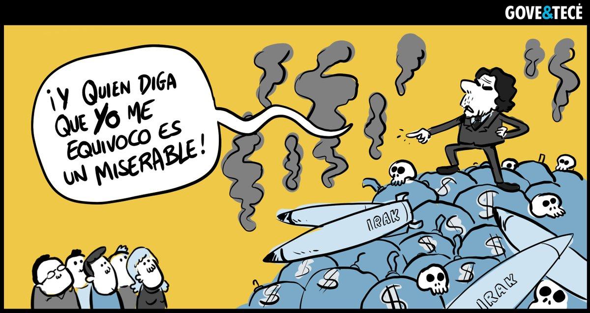 Miserables todos. #Gove_Tecé