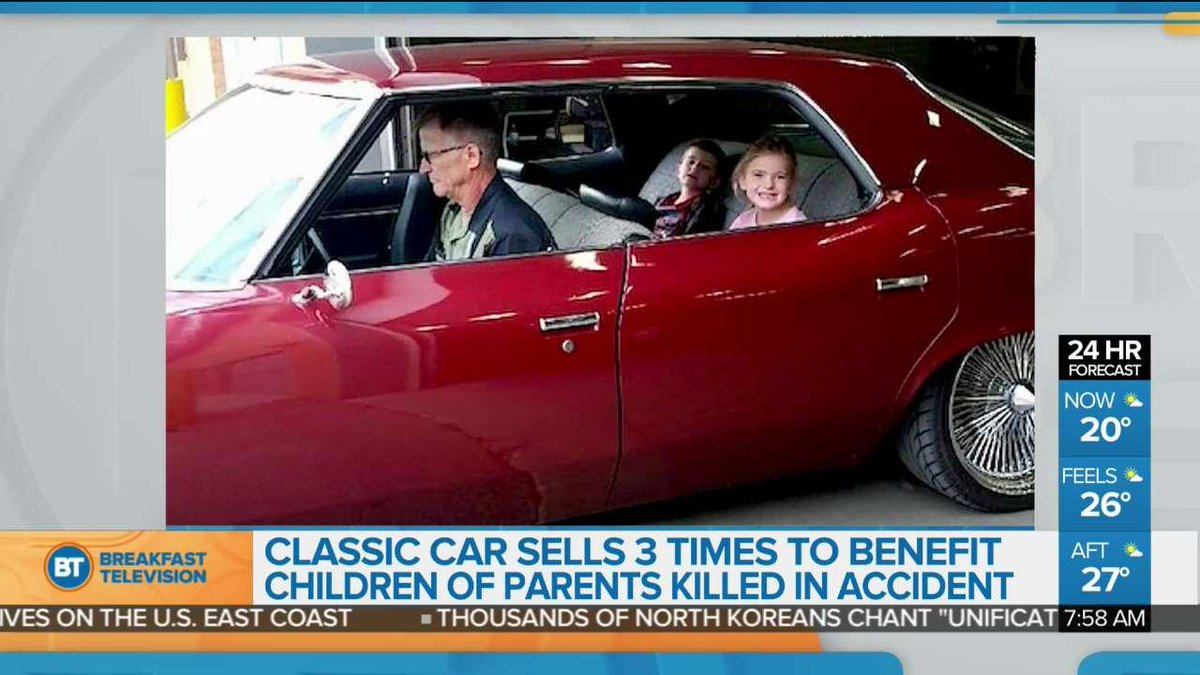 Breakfast Television Toronto On Twitter A Classic Car Sells 3