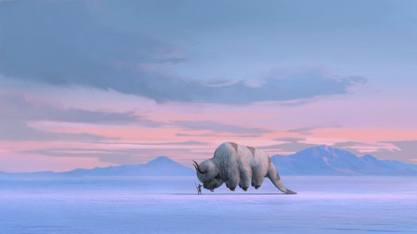 Live-Action 'Avatar: The Last Airbender' Series In Works At Netflix https://t.co/cE8OmQnpRc