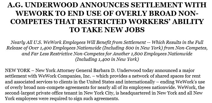 Ny Ag Underwood On Twitter We Just Secured A Major Settlement With