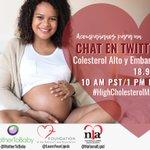 Image for the Tweet beginning: ¿Tienes preguntas sobre colesterol alto