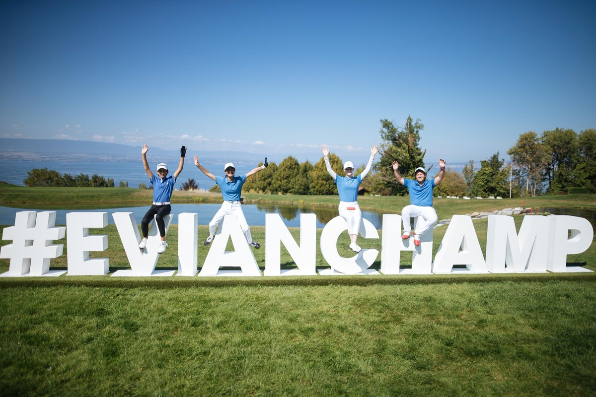 Calendrier Evian.Evian Championship On Twitter Make A Way For The Young