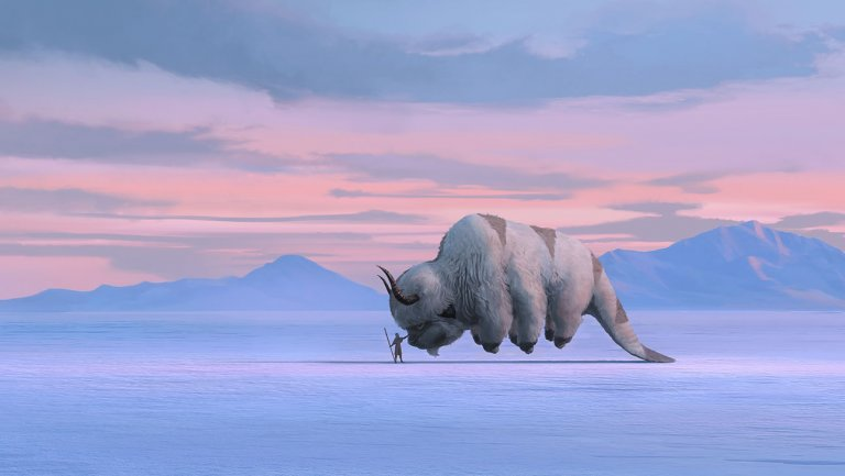 Live-action 'Avatar: The Last Airbender' series coming to @Netflix https://t.co/Pplbb86xkY
