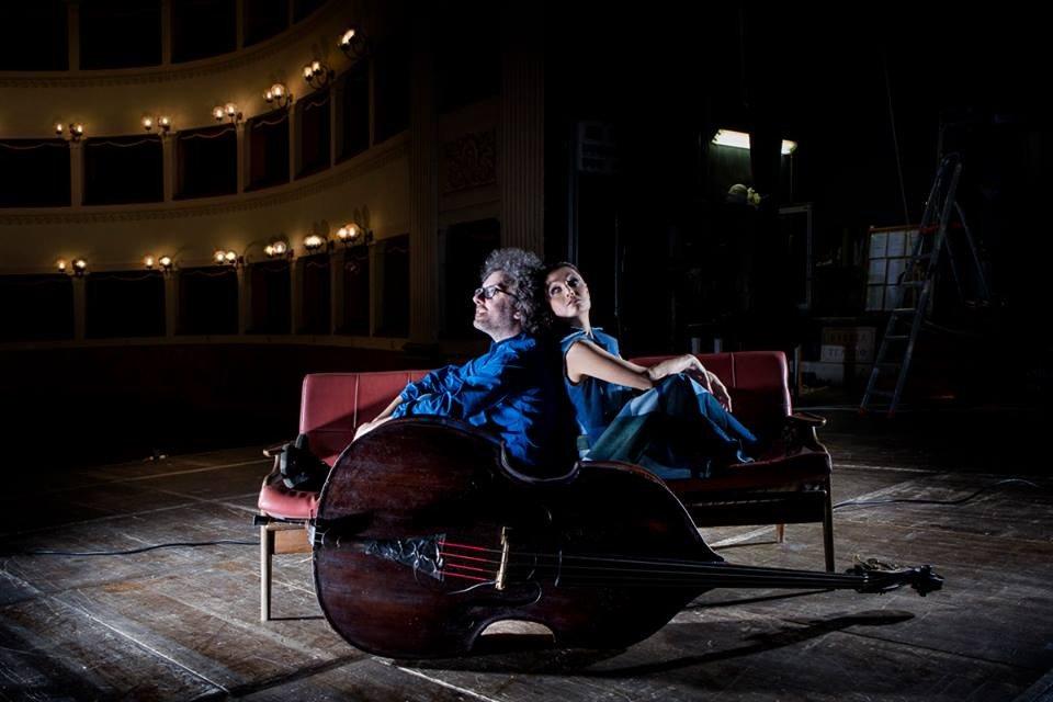 Ischia, a Sant'Angelo grande jazz con i Musica Nuda #ischia #sant\