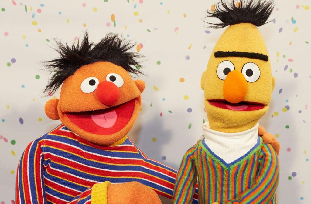 Sesamstraße: Drehbuchautor bestätigt: Ernie und Bert sind schwul https://t.co/Y4nBnWajBl