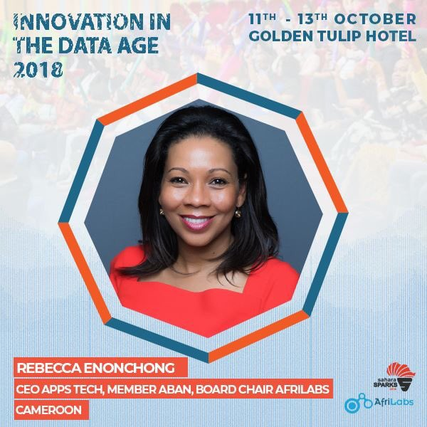We are happy to announce that @africatechie; Board Chair of AfriLabs, Founder/CEO of @AppsTech and Vice President of @ABANAngels will be speaking at the #AfriLabsAG18 + #SS18 Learn more at https://t.co/KRCCZTIHYY @SparkSahara https://t.co/4VzfDymUUB