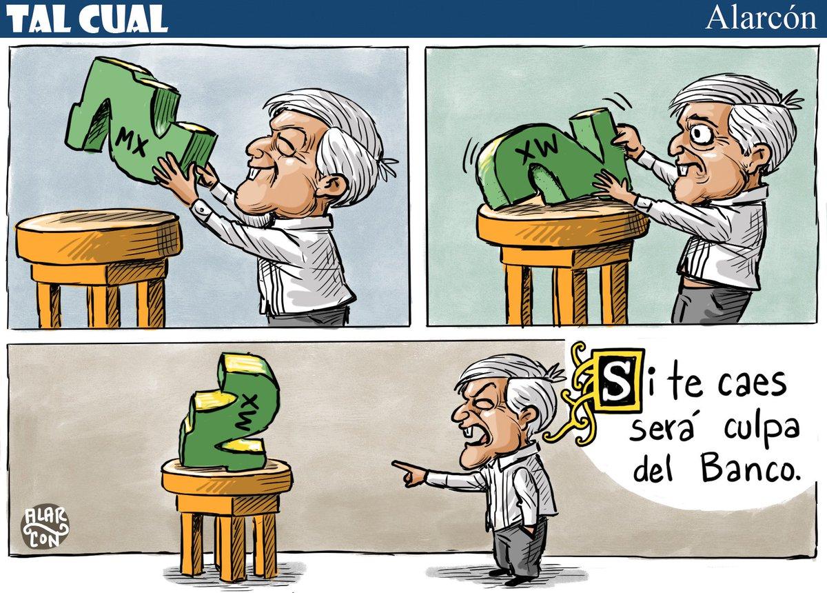 Culpa del Banco - Alarcón