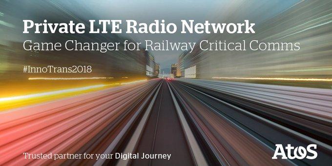 Unsere Gateways für GSM-R bis#LTE interconnexion: das Beste aus zwei Welten in einem System....