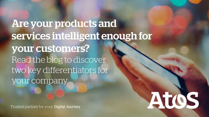 How to provide your customers with digital products & services that are intelligent...