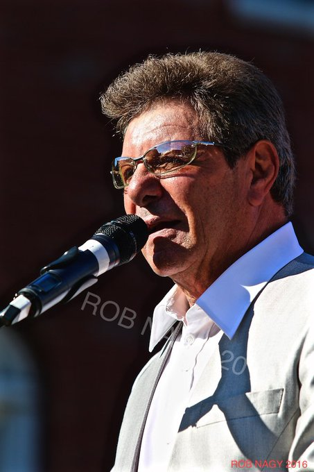 Happy birthday to Frankie Avalon. Rob Nagy Archives