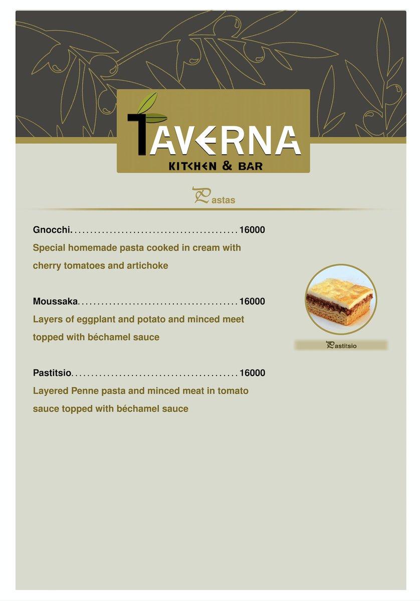 Taverna Restaurant Erbil (@Modarresian) | Twitter