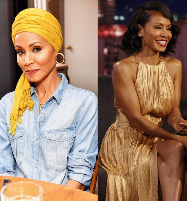 Happy 47th Birthday to Jada Pinkett Smith