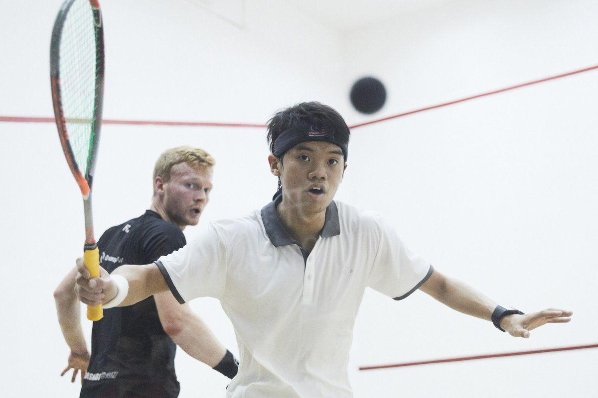test Twitter Media - We caught up with Malaysia's @EaiNYow to discuss #SquashFORWARD - the joint initiative between the PSA & @WorldSquash which aims to engage with the next generation of #squash players 🙌  Read what the World No.44 had to say ➡️ https://t.co/xk0mgkSrLb https://t.co/sIdo74A1Ot