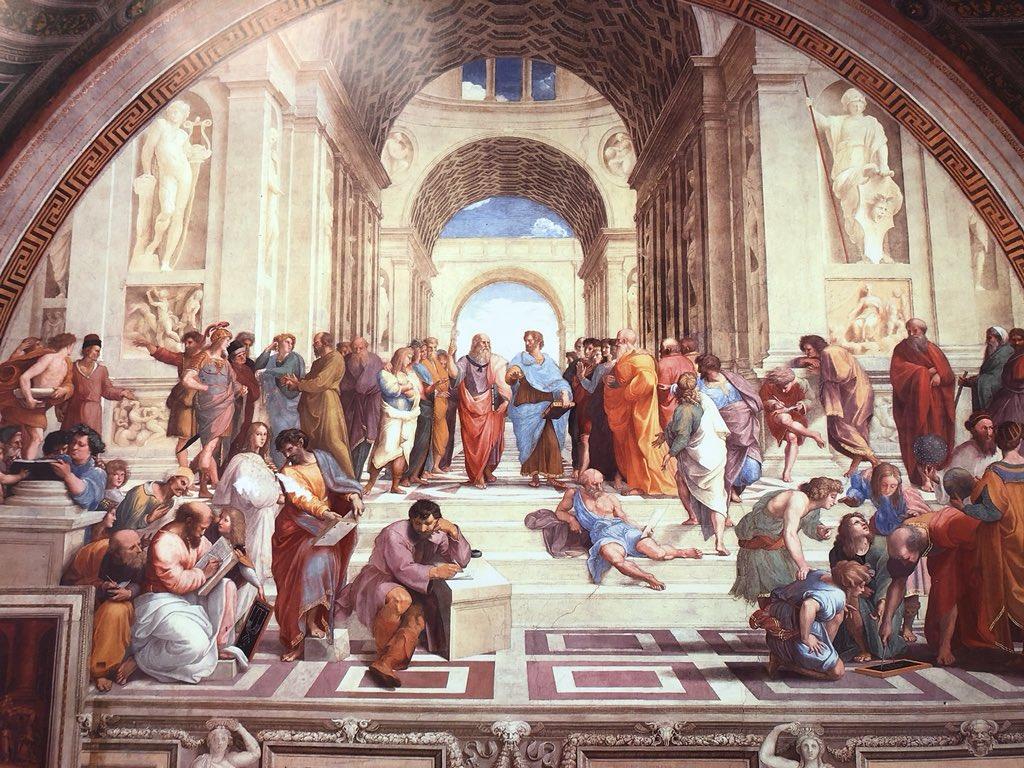 Zjawisko korupcji w Atenach