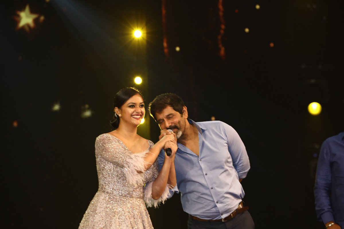 What are you wearing Keerthy Suresh? Fans are Shocked