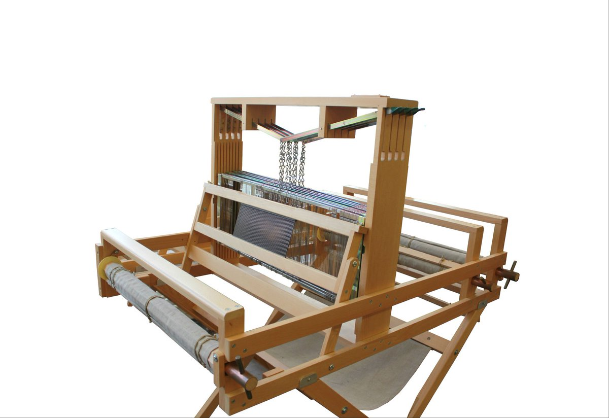 ... Looms And Accessories To Assist You Through Your Weaving Journey!  #Weaving #Creative #Textile #Art #Handmade #Wood #Beech #Yarn #Harrislooms  #Projects ...
