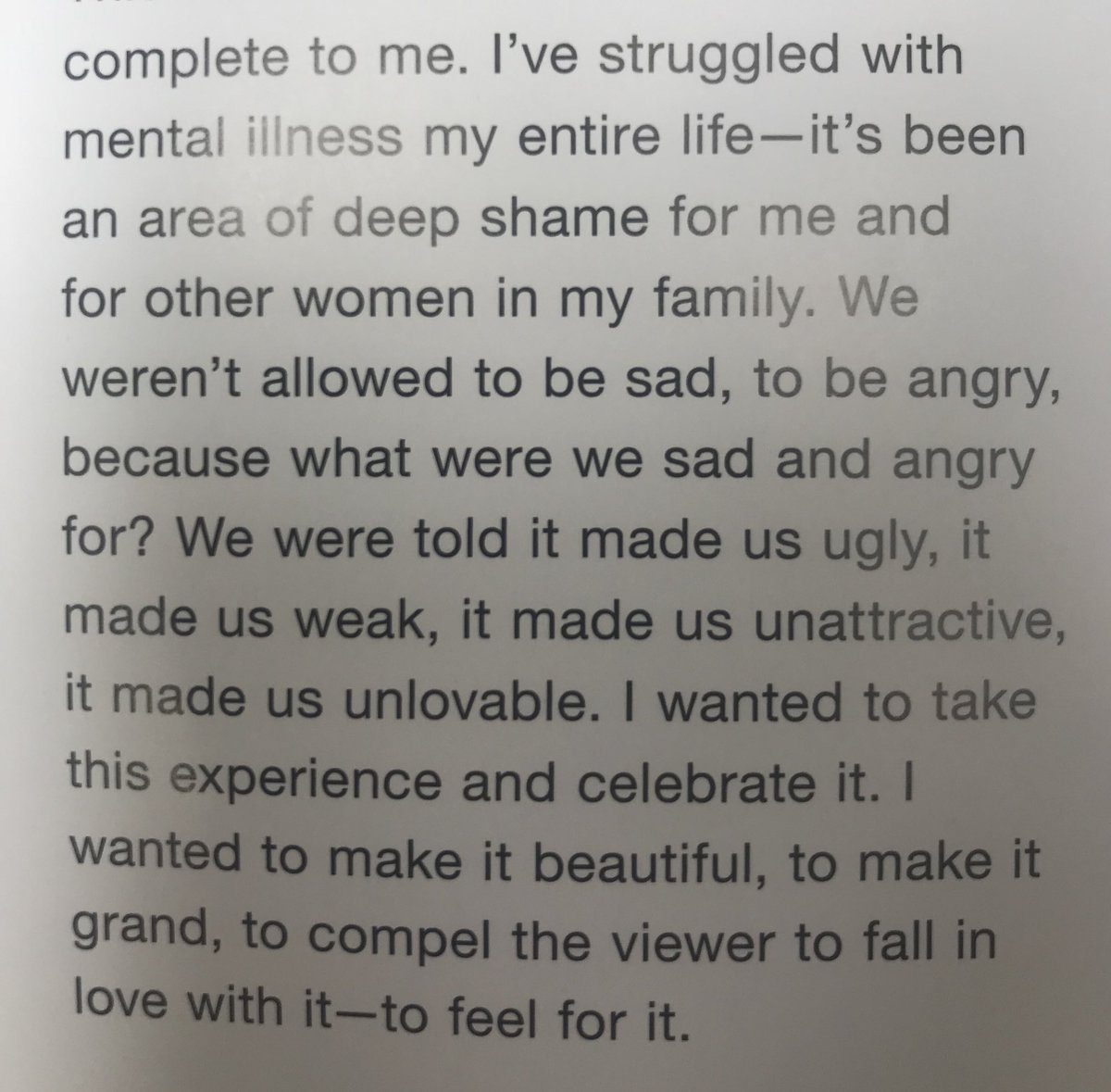 .@petracollins in her book Coming of Age