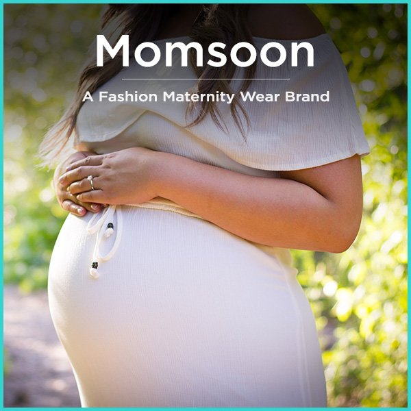 """#NameoftheDay Momsoon is a clever business name idea for a maternity brand. It is fun because it combines mom + soon, but it also captures the sense of excitement and downpour of new responsibilities that comes with motherhood with the name's likeness to """"monsoon."""""""