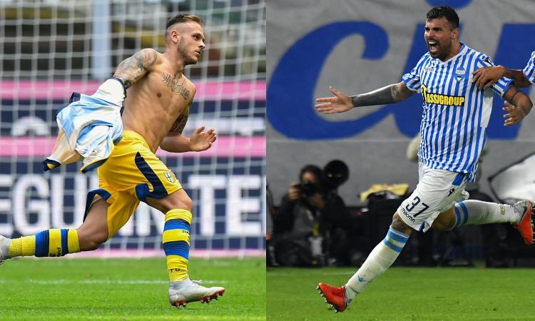 #Dimarco e #Petagna bravissimi: dopo i gol bisogna godere, anche con le ex #InterParma #SpalAtalanta http://dlvr.it/QkZlqs  - Ukustom