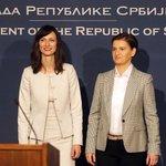 🇪🇺 komesаrka zа digitаlnu ekonomiju i društvo @GabrielMariya izjavila je da Srbija 🇷🇸 igra važnu ulogu u regionu i da je najrazvijenija po pitanju digitalizacije. Pogledajte sa kim se sve sastala i šta je dogovoreno tokom njene dvodnevne posete Srbiji👉https://t.co/TW09iOHaGc