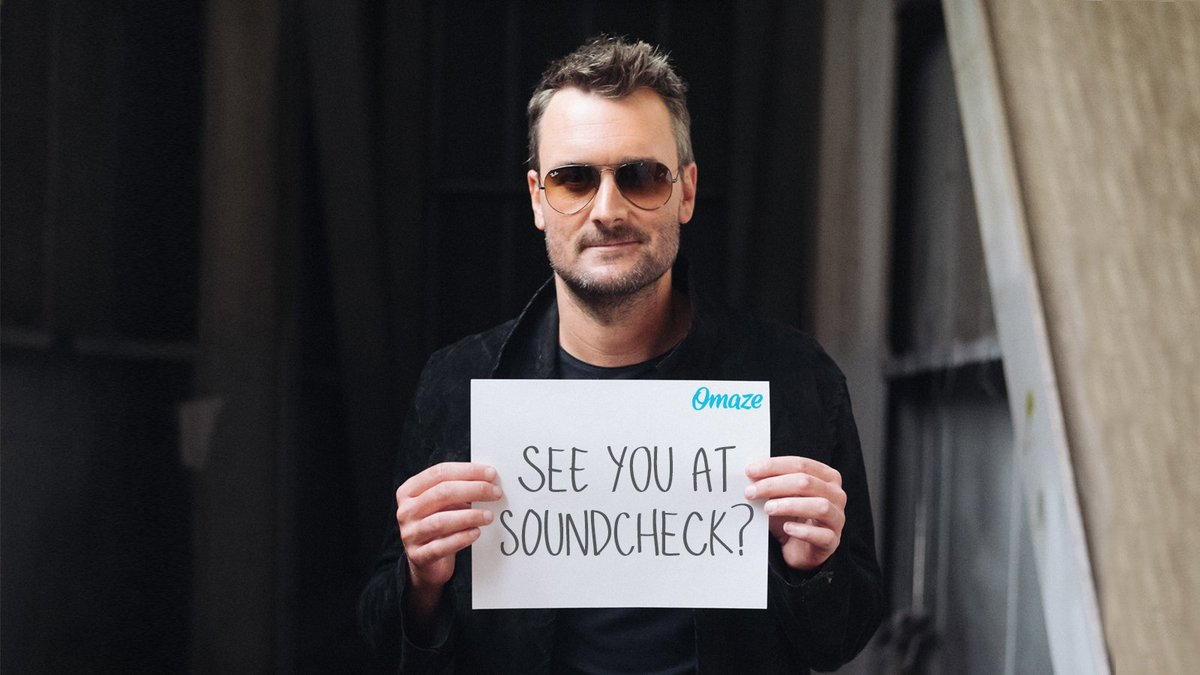 Eric Church On Twitter Enter Now For Your Chance To Win Vip