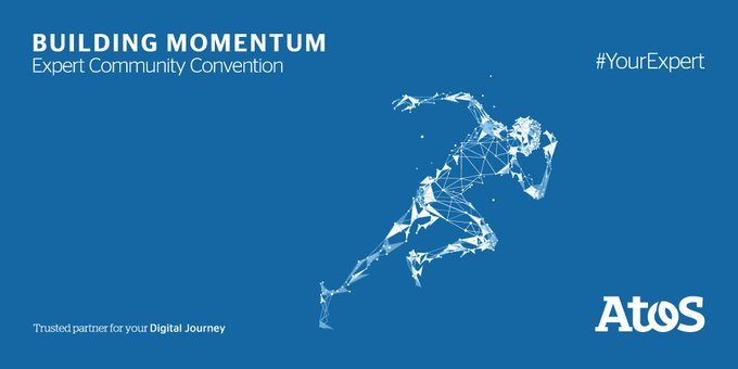 #YourExpert The Atos Expert Community Convention will gather 300 experts from all around...
