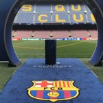 Camp Nou Twitter Photo