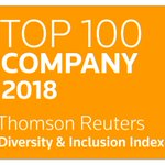 .@ThomsonReuters has ranked CSL Limited as one of the top 100 companies in its 2018 global Diversity and Inclusion Index. #PromisingFutures https://t.co/GBKesEdWi6