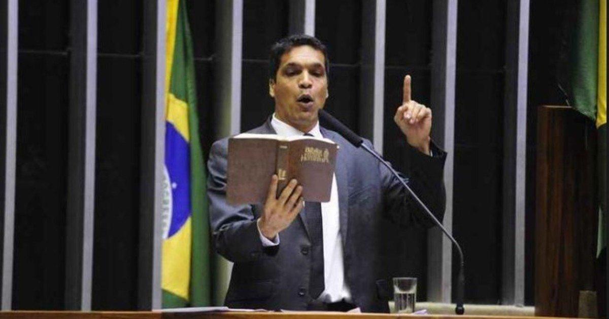 Cabo Daciolo, el candidato brasileño que quiere expulsar a Satanás del Congreso https://t.co/0aN0rGSt9l