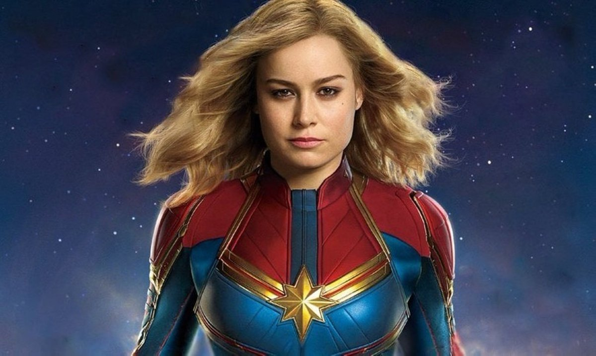Трейлер фильма «Капитан Марвел»