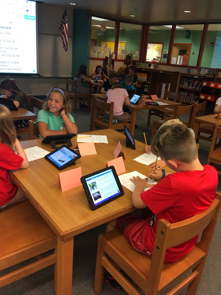RT <a target='_blank' href='http://twitter.com/Tuckahoe3rd'>@Tuckahoe3rd</a>: 3rd grade learning how to research in the library!<a target='_blank' href='http://twitter.com/tuckahoelibrary'>@tuckahoelibrary</a> <a target='_blank' href='https://t.co/RuLUuGzDiv'>https://t.co/RuLUuGzDiv</a>
