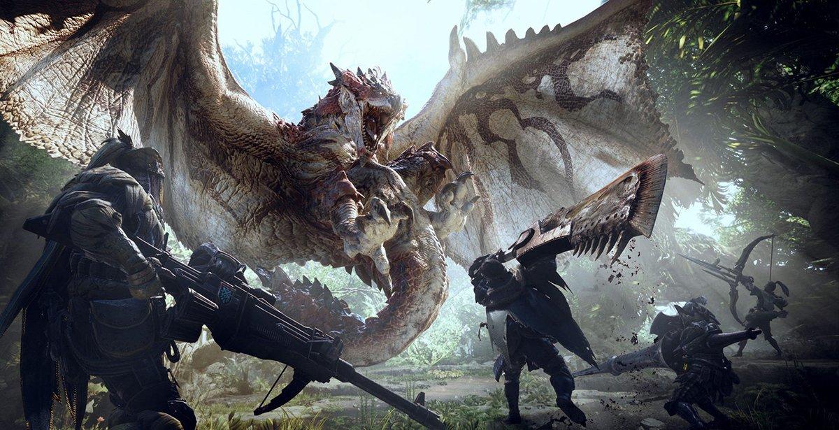 nexus monster hunter world