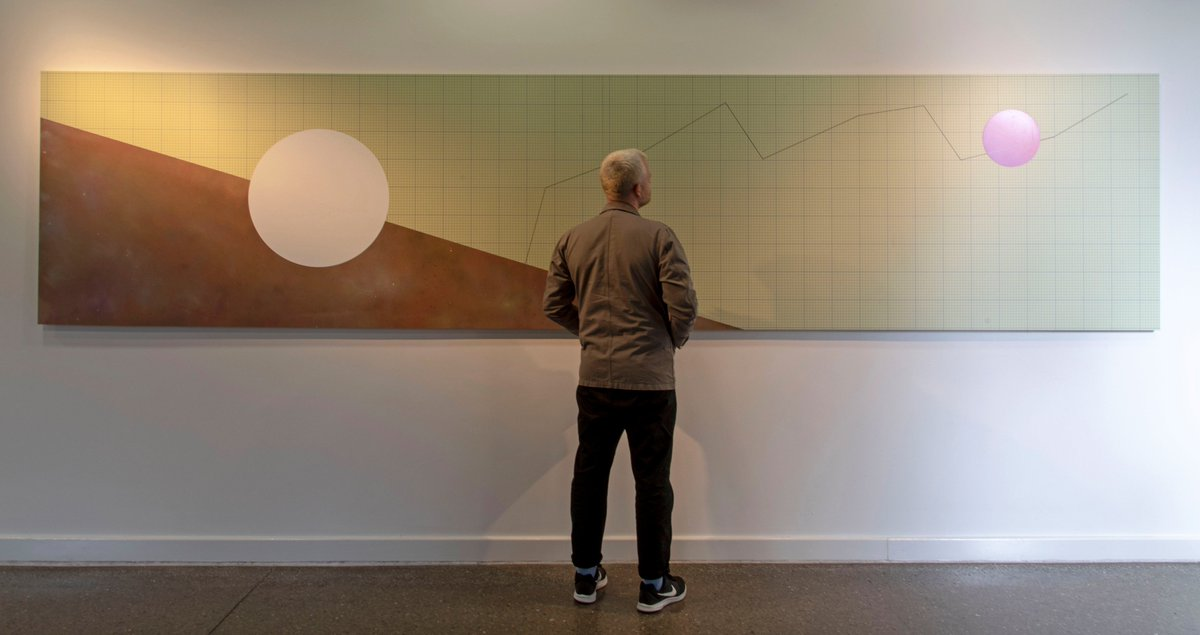 MarkDevereuxProjects On Twitter For David Ogle S New Exhibition
