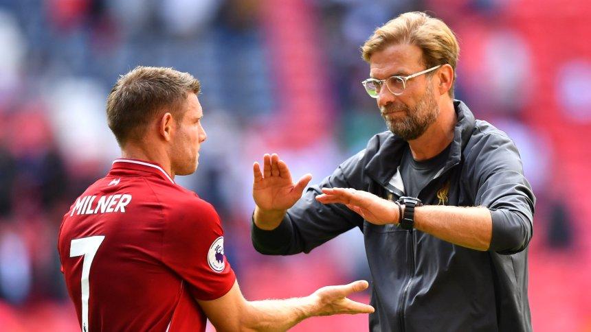 FC Liverpool in der Champions League: Klopps Team wagt den Spagat https://t.co/ASoLMkauCI