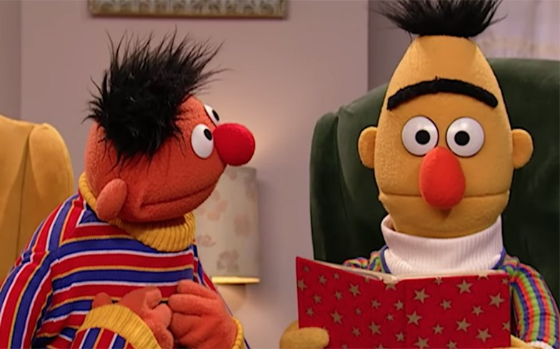 "Sesame Street writer reveals he wrote Bert and Ernie as a ""loving couple"".  https://t.co/CJ8prlYvWK"