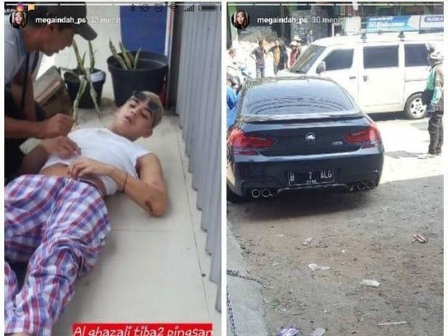Kata Polisi soal Kecelakaan Al Ghazali di Condet https://t.co/NsiYKTK2uk via @detikhot https://t.co/Xh1HlQOK56