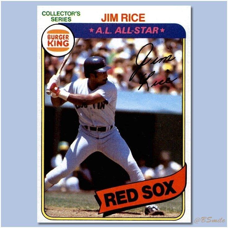 Baseball By Bsmile On Twitter 1980 Burger Kingtopps Baseball Card