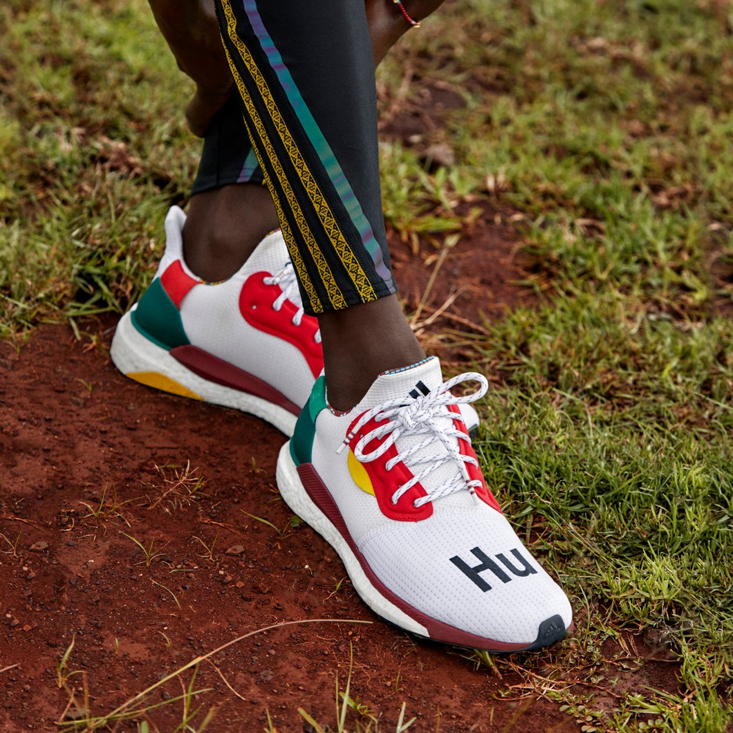 The SOLARHU Collection continues. Available 9/25 on https://t.co/UhTnt7s0CC. @adidasoriginals @adidasrunning #adidasPharrellWilliams
